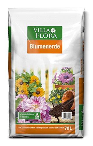 Villa Flora Blumenerde 70 L