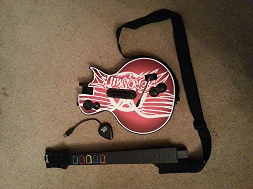 Guitar Hero Aerosmith Special Edition Les Paul Wireless Guitar Controller for PS3