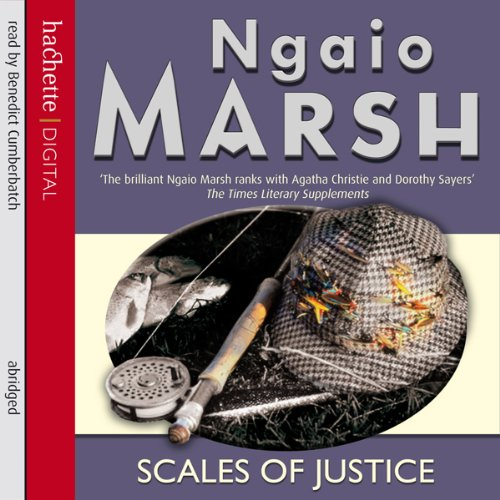Scales of Justice cover art