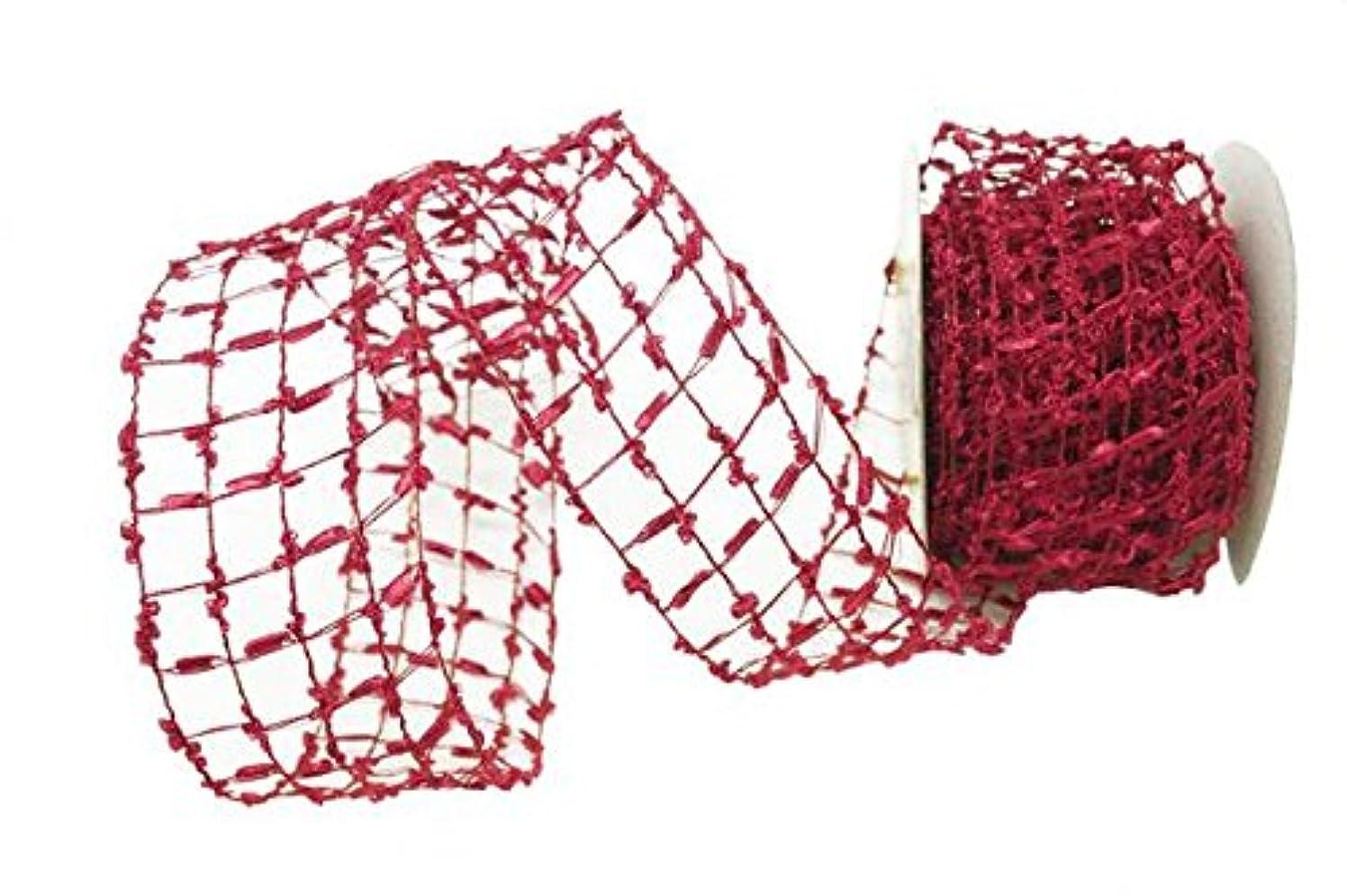 Renaissance 2000 28665 Pattern Ribbon Red