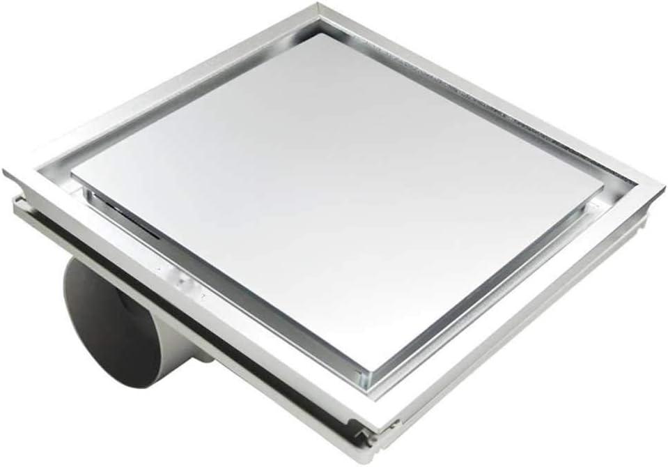 GFDFD Montaje en Pared Acero Inoxidable Vidrio Templado Montaje en Pared Potente botón de Control Control de ventilación Ventilador de Cocina Campana extractora