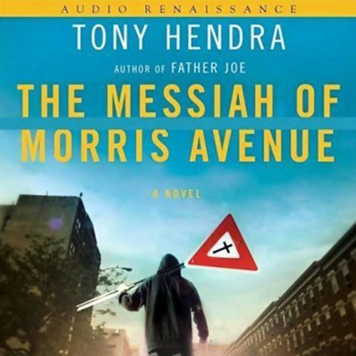 The Messiah of Morris Avenue audiobook cover art