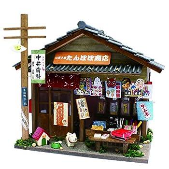 Billy handicraft doll House kit Japan Showa Series kit Candy Shop 8532