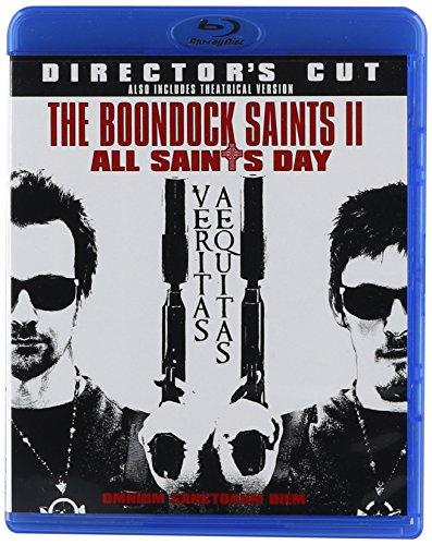 The Boondock Saints II: All Saints Day (Director's Cut) [Blu-ray]