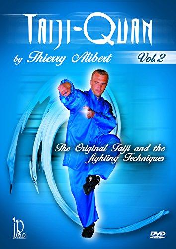 Thierry Alibert - Taiji-Quan Vol. 2 [Reino Unido] [DVD]