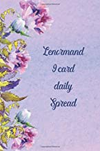 Lenormand 9 Card Daily Spread: Reading Journal