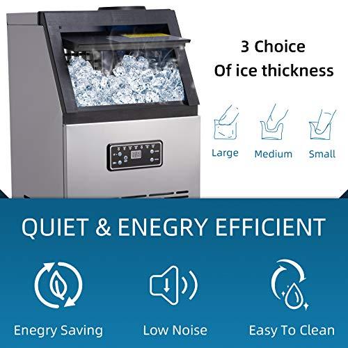 OneV FT Máquinas para hacer hielo
