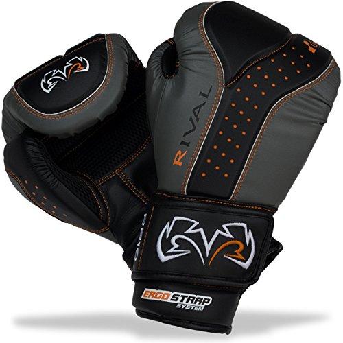 Rival d3o Intelli-Shock Pro Training Headgear, BK/GR, X