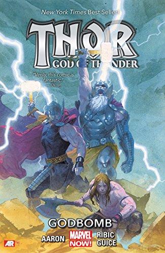 Thor: God of Thunder Vol. 2: Godbomb (English Edition)