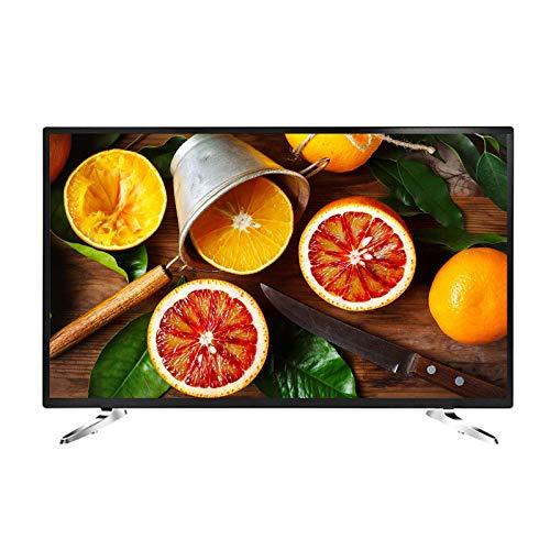 36/50/55 Pulgadas 720p Smart LED TV, TV de Alta resolución TV de Pantalla Plana Soporte de Pantalla Proyección Espejo Regalo para Amigos