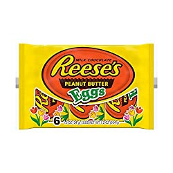 Reese's Eggs, Peanut Butter, 1.2 Ounce