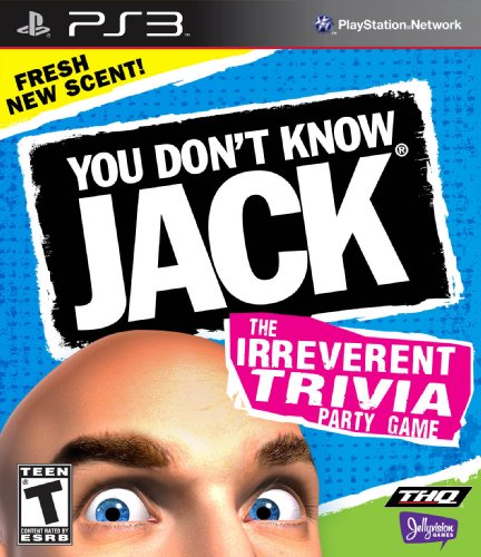 THQ You Don't Know Jack (PS3) - Juego
