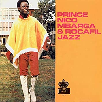 Prince Nico Mbarga & Rocafil Jazz