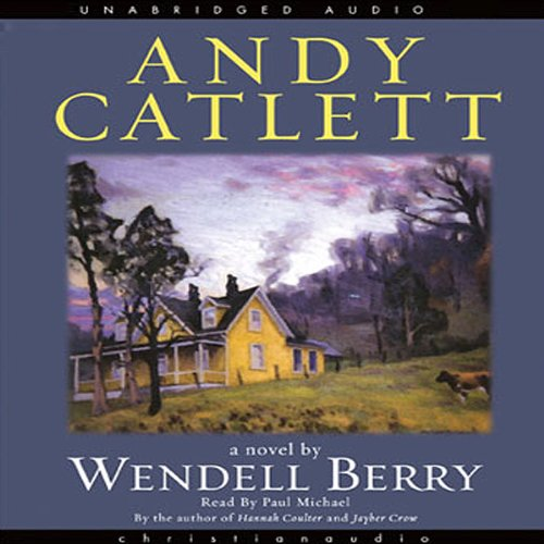 Andy Catlett audiobook cover art