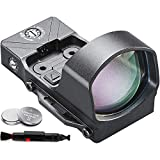 Bushnell Optics First Strike 2.0 Reflex Red Dot Sight + Additional Batteries and Lens Cleaning Kit