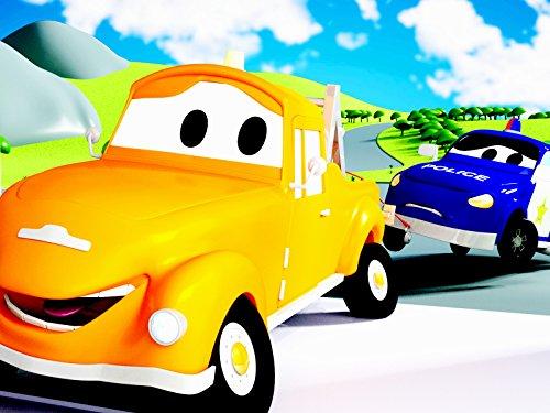 Das Süssigkeiten-Auto  / Der Hebebühnen-Truck