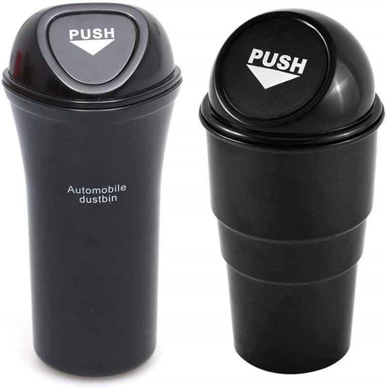 New York Mall Beetoo Vehicle Automotive Cup Holder Trash Large-scale sale Mini Can Garbage Car
