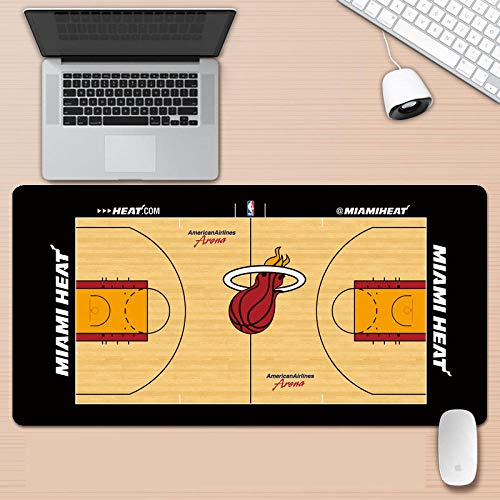 Tappetino per Mouse NBA Guerrieri Basket di Grandi Dimensioni Lakers Curry Corby Jordan Irving James Durant Tovaglietta-900 * 400 * 3MM-A_700*300 * 3MM