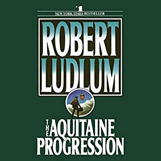 The Aquitaine Progression audiobook cover art