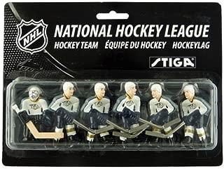 STIGA Nashville Predators Table Rod Hockey Players
