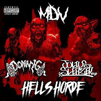 Hells Horde (feat. Donny G, Julius Sleazer)