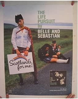 belle and sebastian poster