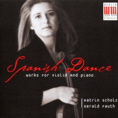 Spanish Dance (Werke für Violine und Klavier)