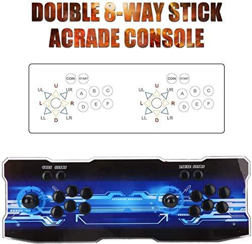 Consola de videojuegos, SeeKool 3D Pandora X Multijugador Home Arcade Game...