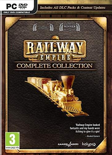 Railway Empire Complete Collection - Complete - PC [Esclusiva Amazon.it]