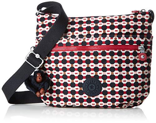 Kipling Arto, Women's Cross-Body Bag, Multicolour (Shapemix), 4x29x26 cm...