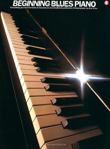 Beginning Blues Piano (Album): Noten, Lehrmaterial für Klavier