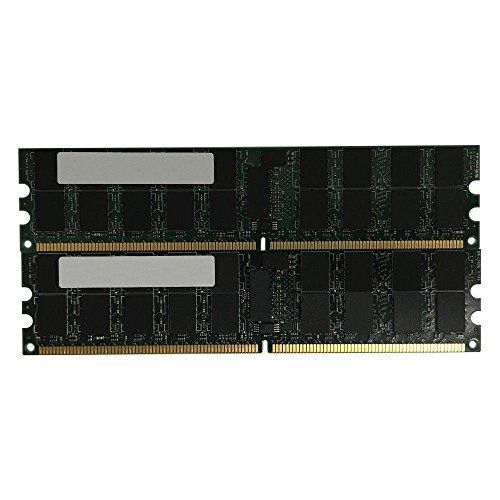 HP 16GB (2x 8GB) Kit 8GB 2Rx4PC3–10600R, 1333MHz DDR3SDRAM Arbeitsspeicher für ProLiant DL320G6DL360G6DL360G7DL370G6DL380G6