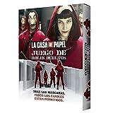 Larousse- Roles Ocultos La Casa de Papel - Español, Multicolor, Talla Única (Lrcpro01)
