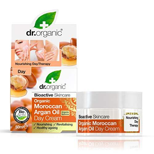 Dr. Organic Argan Day Cream, 50 ml, 1er Pack (1 x 50 ml)