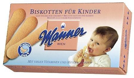 Manner - Biskotten für Kinder - 200 g