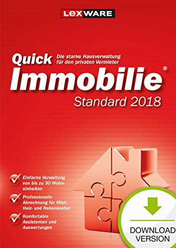 Quickimmobilie 2018 [PC Download]