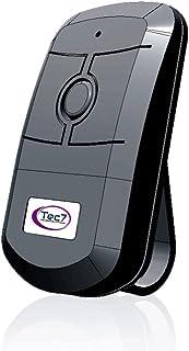 Controle Remoto Tec7 Universal 433 Mhz Portão Eletrônico Garen PPA Rcg