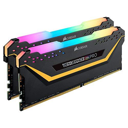 Corsair Vengeance RGB Pro 16GB (2x8GB) DDR4 3200 (PC4-25600) C16 1.35V Edición TUF Gaming