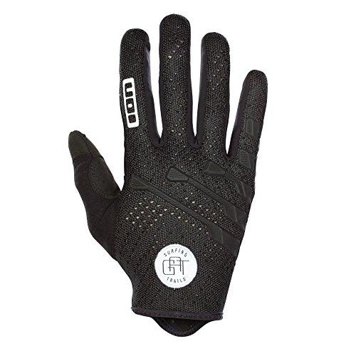 Ion Gat MX DH FR Fahrrad Handschuhe lang schwarz 2018: Größe: XXS