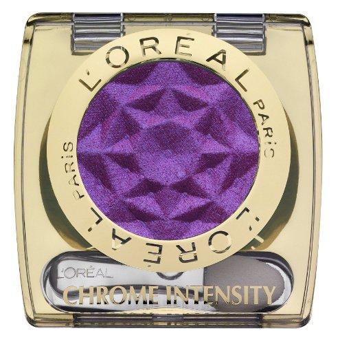 L'Oréal Paris Color Appeal Chrome Intensity Lidschatten, 180 Purple Obsession