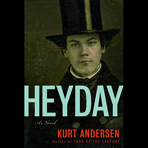 Heyday audiobook cover art