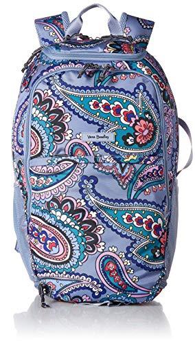Vera Bradley Women's Lighten Up Journey Backpack, Kona Paisley