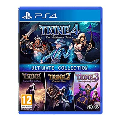 trine ps4, End of 'Related searches' list