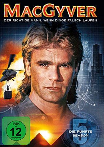 MacGyver - Die fünfte Season [6 DVDs]