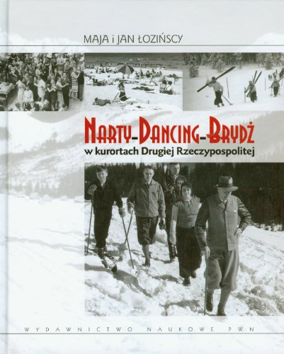 Narty Dancing Brydz w kurortach Drugiej Rzeczypospolitej