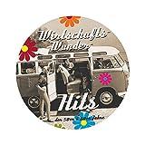 BRISA VW Collection - Volkswagen T1 Bulli Bus Musik CD - Wirtschaftswunderhits der 50er und 60er - Sammler-Edition, Special-Edition, Geschenk-Box, VW-Fan-Geschenk, Retro-Auto-CD - 2