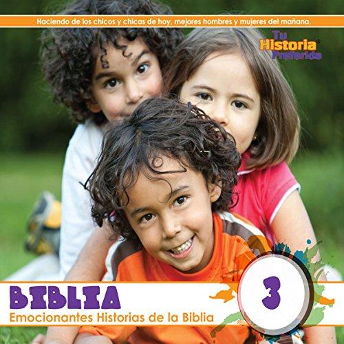 Biblia Album 3 (Texto Completo) audiobook cover art