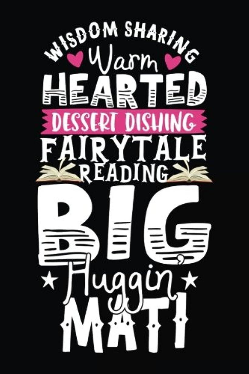 お別れ隣接電気のWisdom Sharing Warm Hearted Dessert Dishing Fairytale Reading Big Huggin Mati: Inspirational Journals For Women