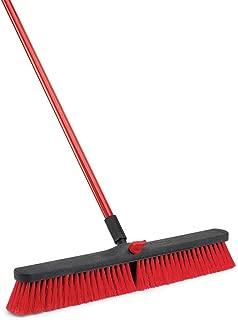 libman 24 multi surface heavy duty push broom