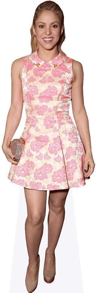 Pink Dress Shakira Grandeur Nature